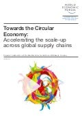 Towards the Circular Economy: Accelerating the scale-up across global supply chains