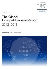 WEF Global Competitiveness Report 2...