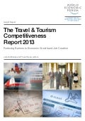 Travel & Tourism Competitiveness Report 2013