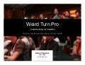 Weird Turn Pro: Crowdsourcing for Creatives