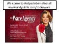 Welcome To Ardyss Led By Robin Ware Of Atlanta Ga