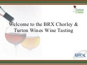 Welcome To The Brx Chorley & Tu...