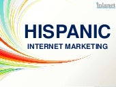 The Hispanic Market: Why and how to...
