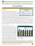 Monthly Briefing on the World Economic Situation and Prospects (WESP), No. 52