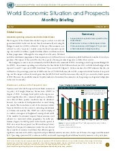 Monthly Briefing on the World Econo...