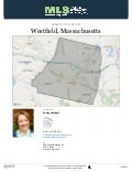 Westfield, MA 01085 Real Estate Market Report May 2015 - Lesley Lambert, Westfield REALTOR with Park Square Realty
