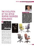 The evolution of the office seating business worldwide