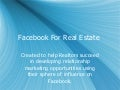 Facebook for Real Estate - Updated