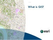 What is-gis