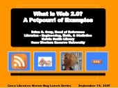 What is Web 2.0? - A Potpourri of E...