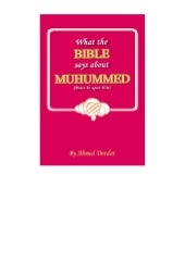 What%20the bible says about mohammed