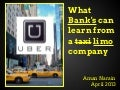 What banks can learn from a limo company