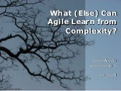 What (Else) Can Agile Learn From Co...