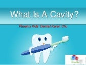 What is a Cavity | Dentist Karen Ch...