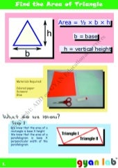 What is Area of Triangle