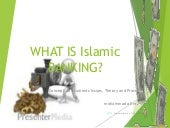 What islamic banking (ali) Mohammad...