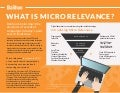 What is Micro Relevance?
