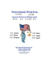 What Is Mi Guk Kwan Tang Soo Do