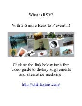 What is RSV?