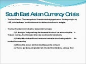 What Is South East Asian Currency C...