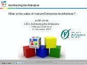 What is the Value of Mature Enterpr...