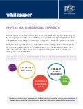 What is Your Messaging Strategy White Paper