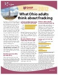 Ohio Poll Asks Residents about Fracking