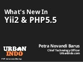 PHP Indonesia Meetup - What's New i...