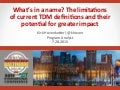 "TransitCenter's ""Limits of TDM Definitions and Potential for Greater Impact"""