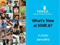 What's New at NWEA: Children's Progress Academic Assessment (CPAA)