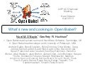 What's New and Cooking in Open Babel 2.3.2