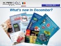What's new in retailers December 2015 RO