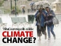 Sustainability - What's wrong with a little climate change?