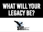 What Will Your Legacy Be SIIT? Social Media Strategy in 2016
