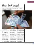 When the rupee drops! Kapil Khandelwal, EquNev Capital, www.equnev.com