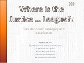 "Where is the Justice … League?: ""Gr..."