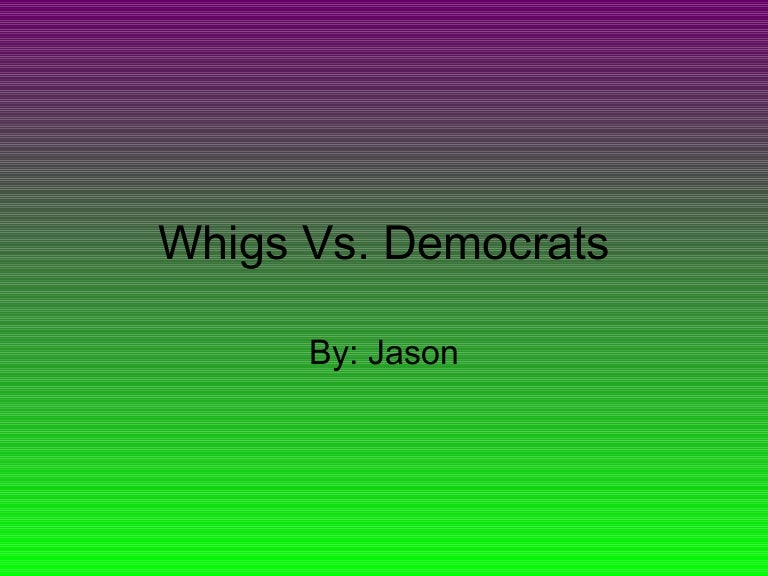 What are some similarities and differences of the Democratic and Republican Parties of the late 1800's?