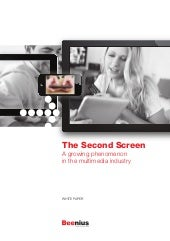 White Paper: The Second Screen