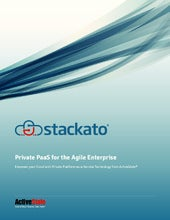 Stackato Private PaaS for the Agile...