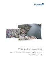 White book on megatrends