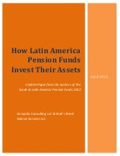How Latin America Pension Funds Inv...
