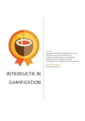 Whitepaper - Introductie in Gamification