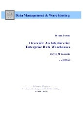 White Paper -  Overview Architectur...
