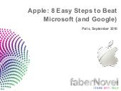 Apple: 8 easy steps to beat Microso...