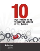 10 Myths About Running Open Source ...