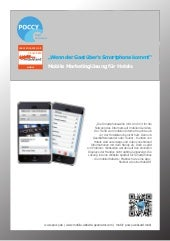 Whitepaper Mobile Marketing für Hot...