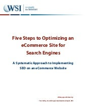 Whitepaper seo and ecommerce