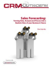 Sales Forecasting: Turning Data, An...