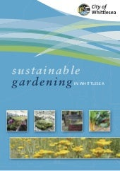 Sustainable Gardening Manual - Whit...