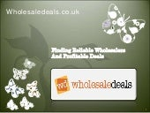 Finding Reliable Wholesalers And Pr...